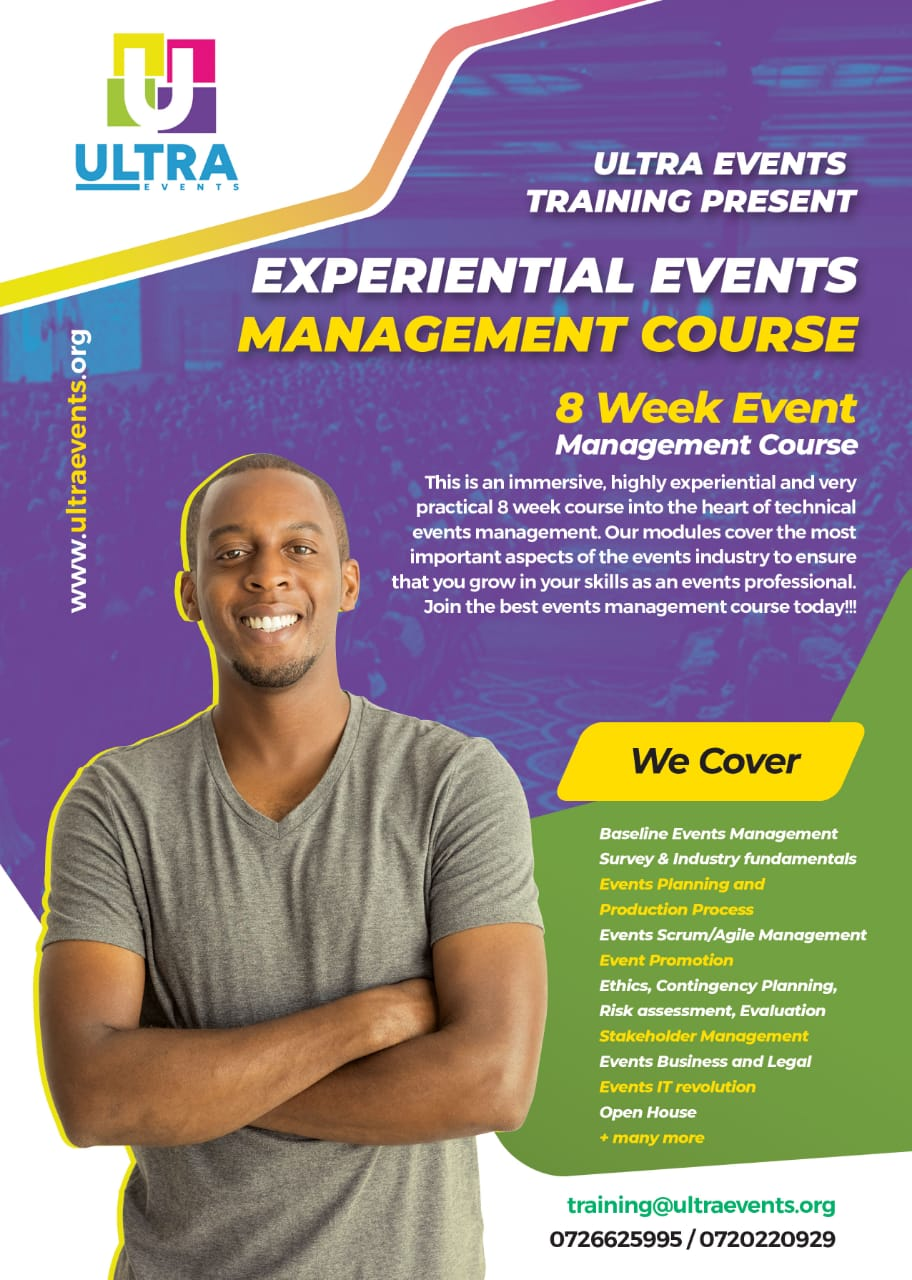 The Experiential Events Management Course