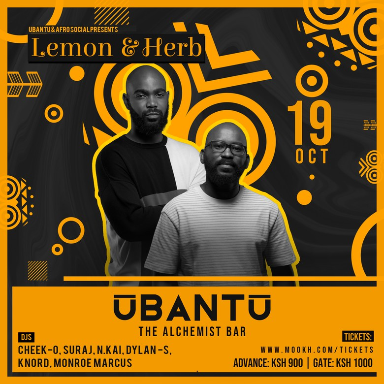 Ubantu Lemon Herb