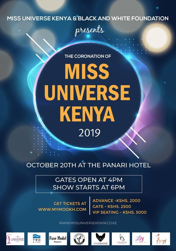 Miss Universe Kenya 2019