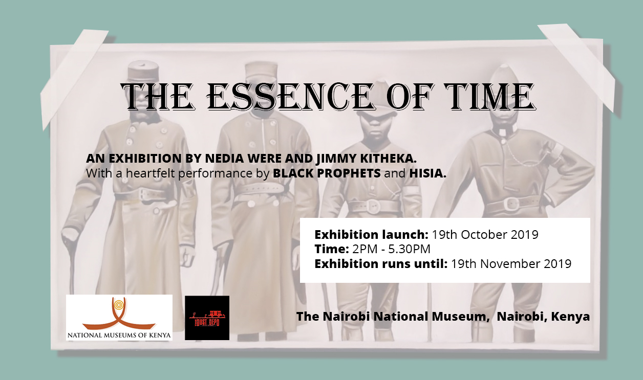 The Essence of Time Exhibition