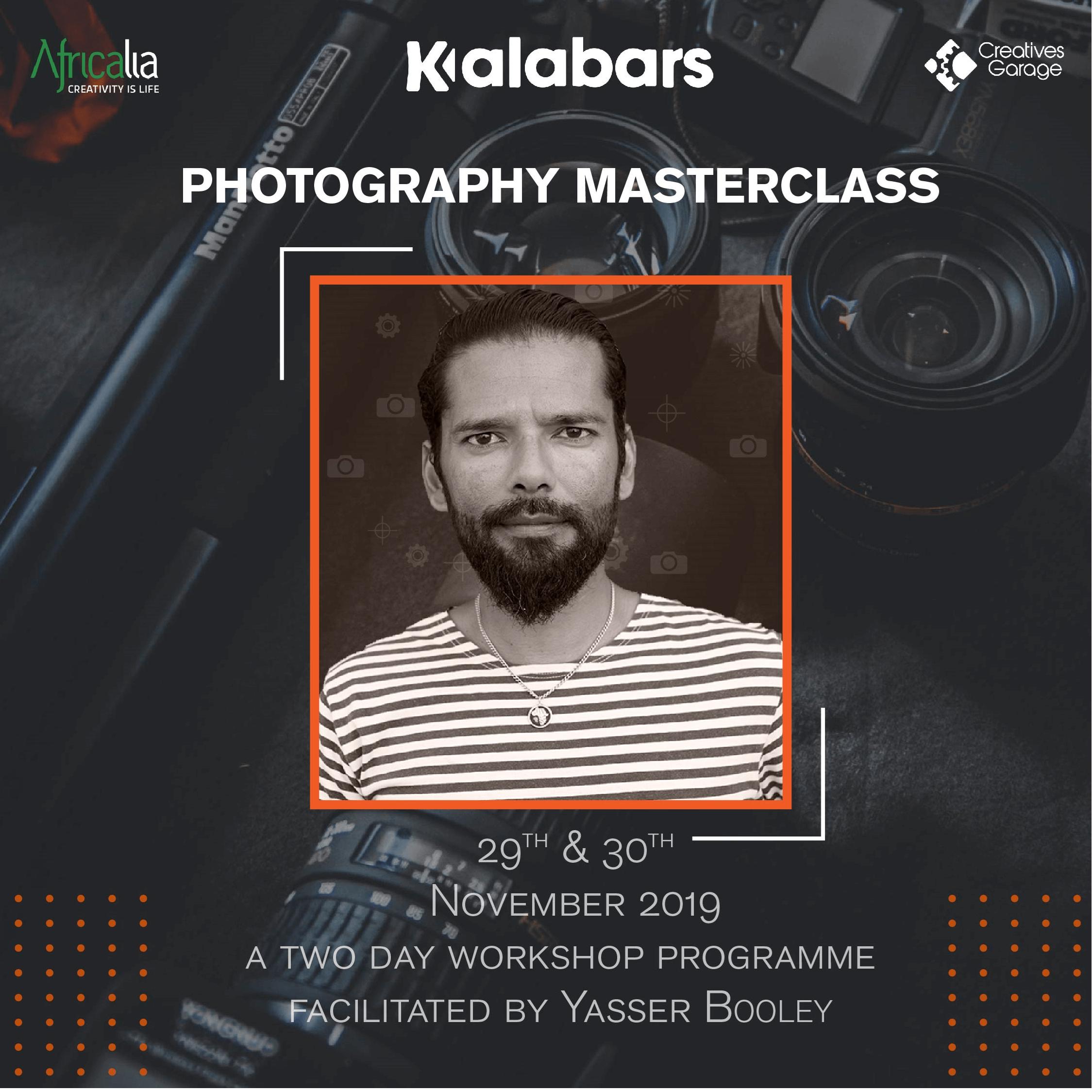 Kalabars Photography Masterclass