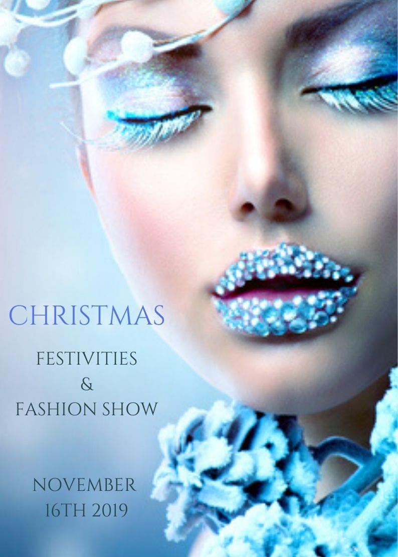 Christmas Festivities and Fashion Show
