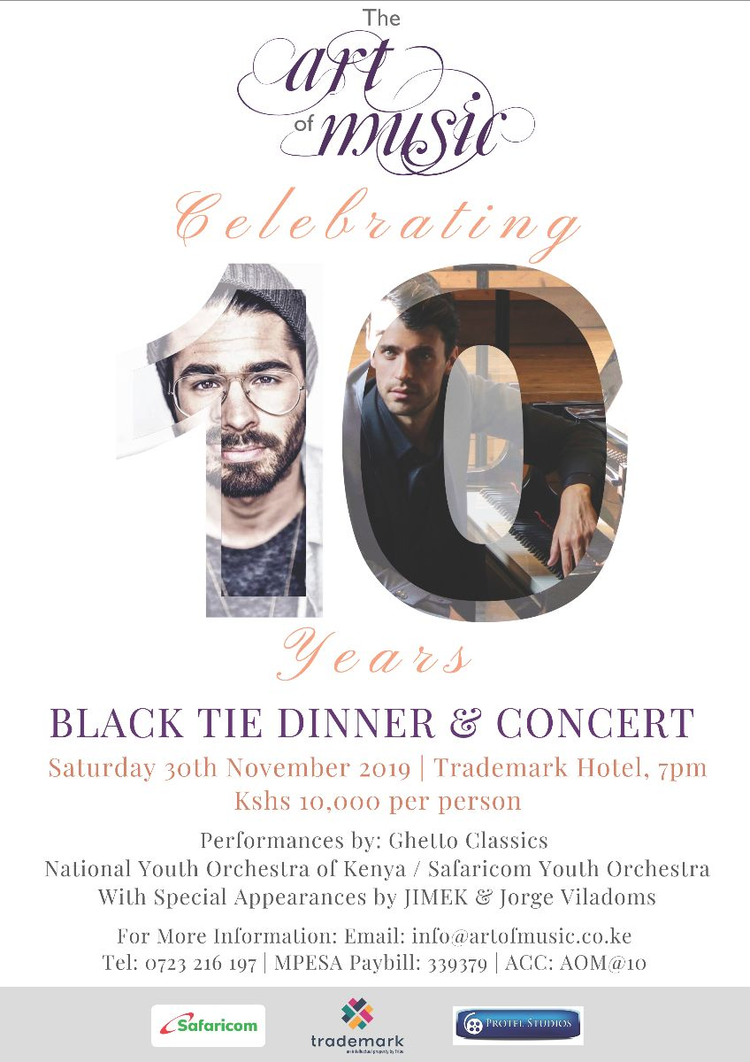 Art of Music 10 Years Family Concert