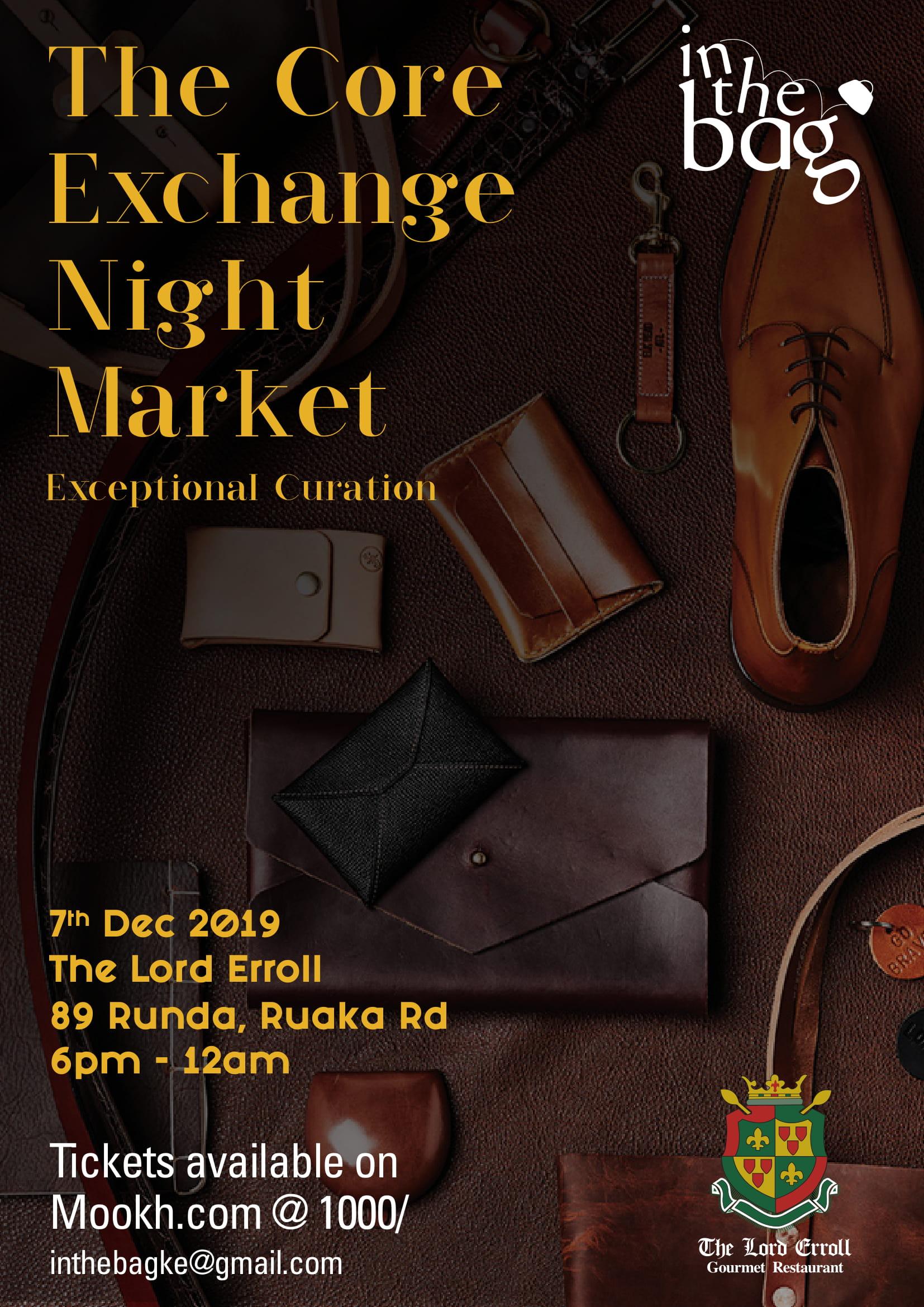 The Core Exchange Night Market