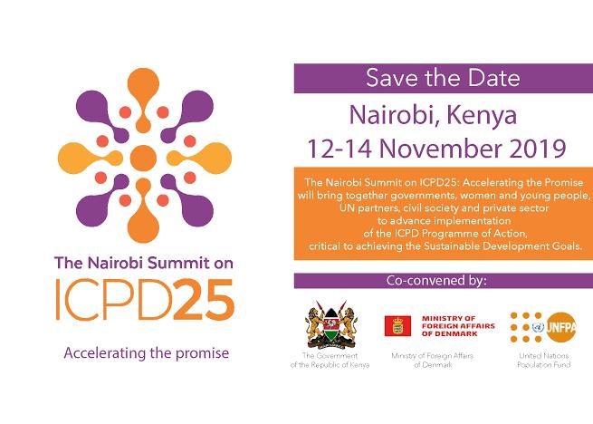 The Nairobi Summit on ICPD25