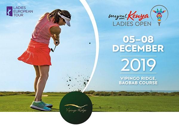 Magical Kenya Ladies Open