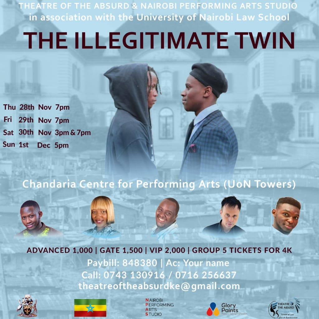 The Illegitimate Twin