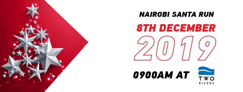Nairobi Santa Run