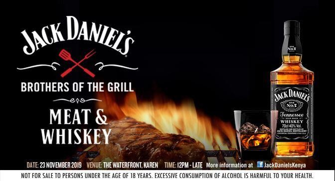 Jack Daniels; Brothers of the Grill