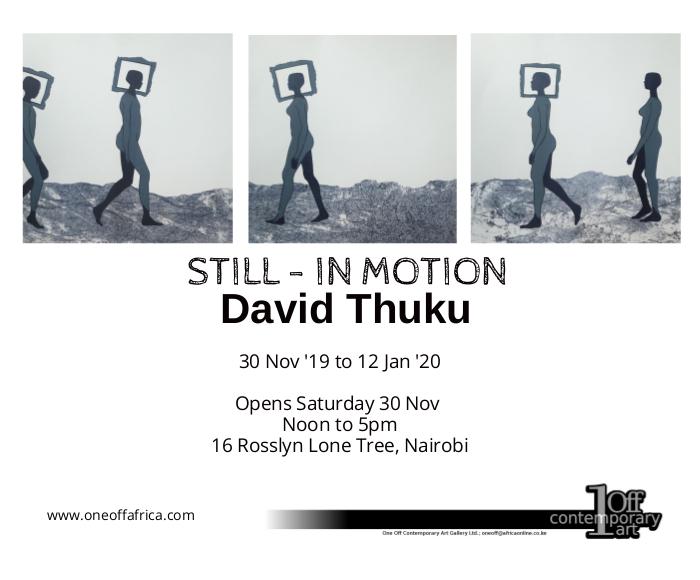 Still in Motion Exhibition