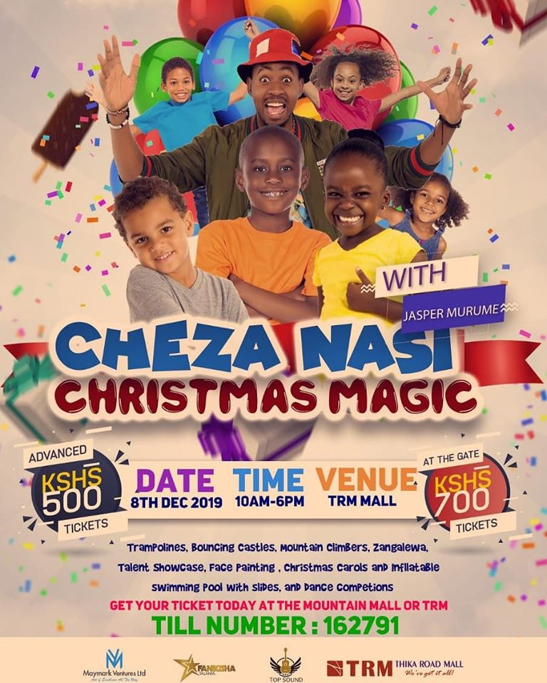 Cheza Nasi Christmas Magic
