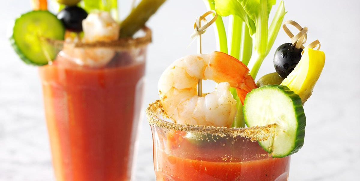 Beach Bloody Marys