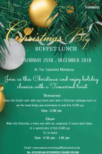 Christmas BBQ lunch
