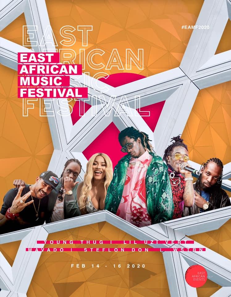 East African Music Festival 2020