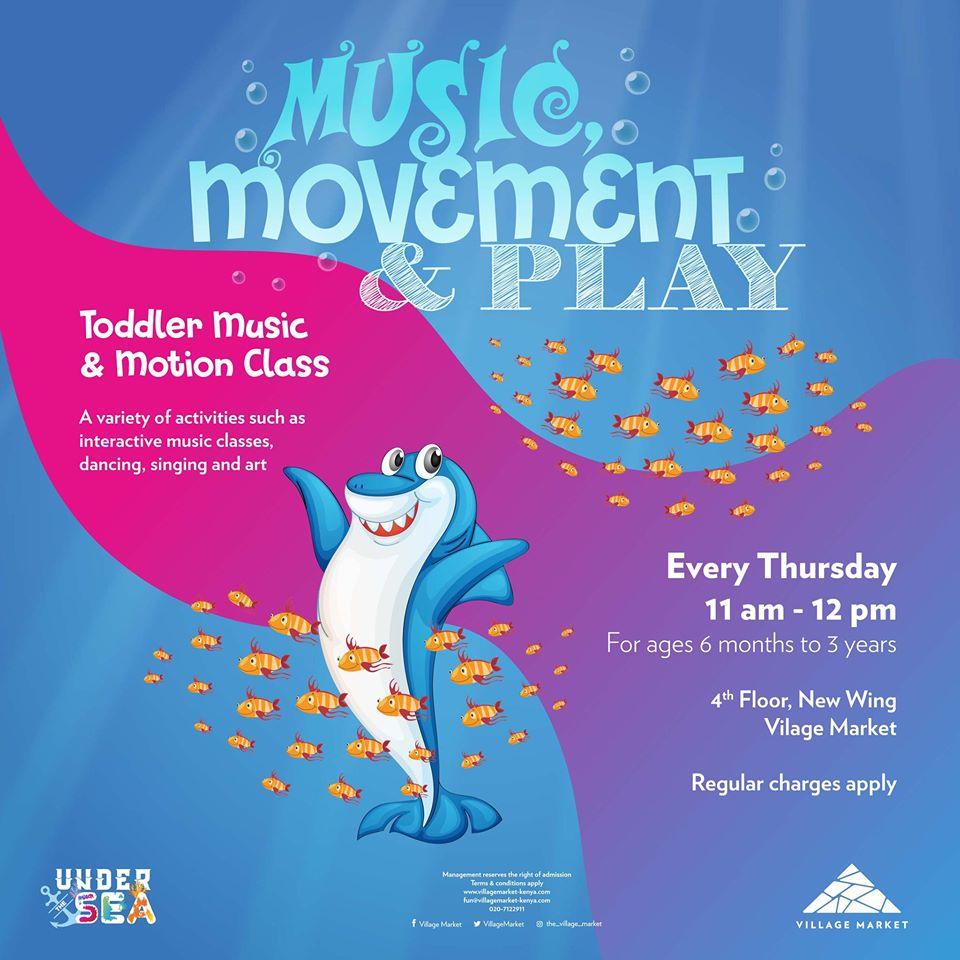 Music, Movement & Play