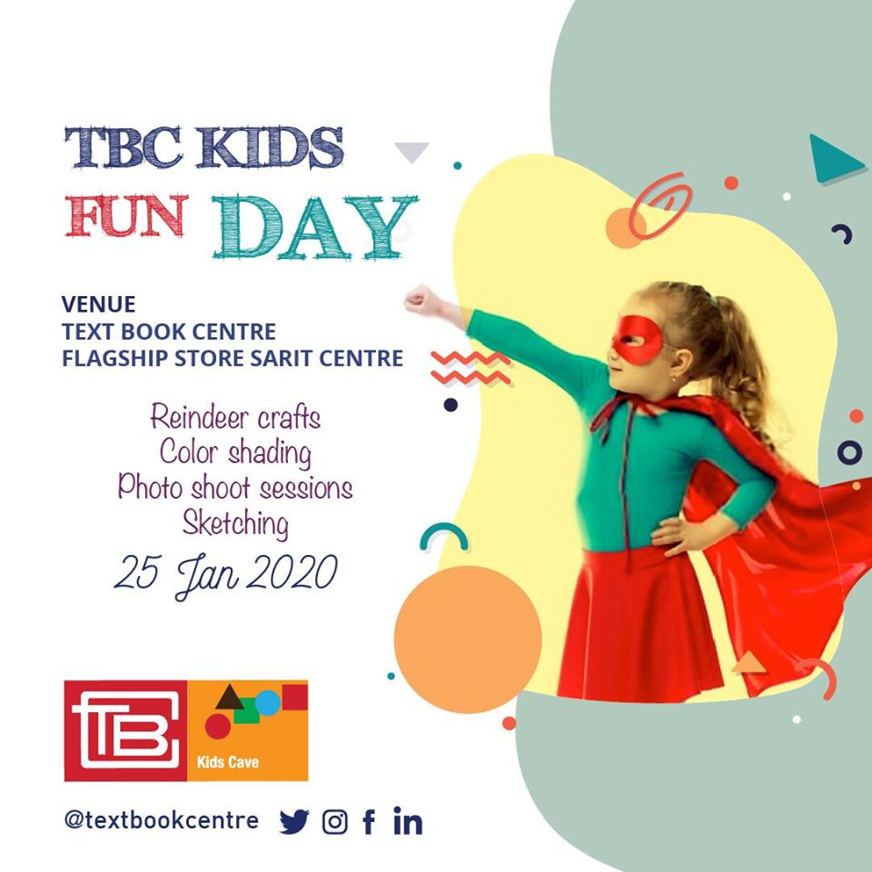 TBC Kids Fun Day