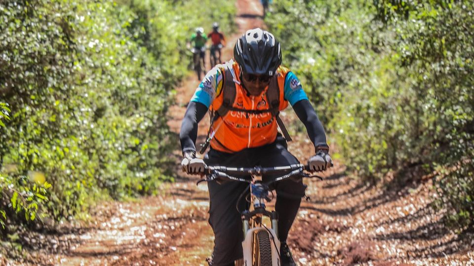 Muguga Forest Trails Ride