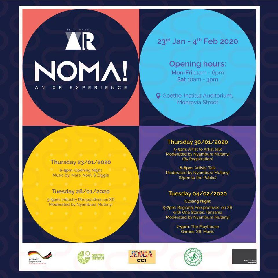 Exhibition: NOMA