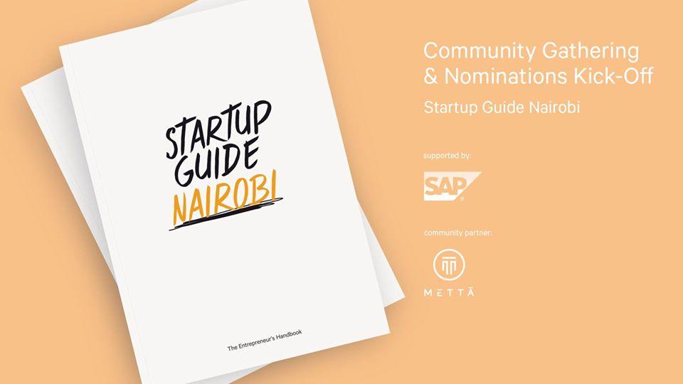 Startup Guide Nairobi Community Gathering
