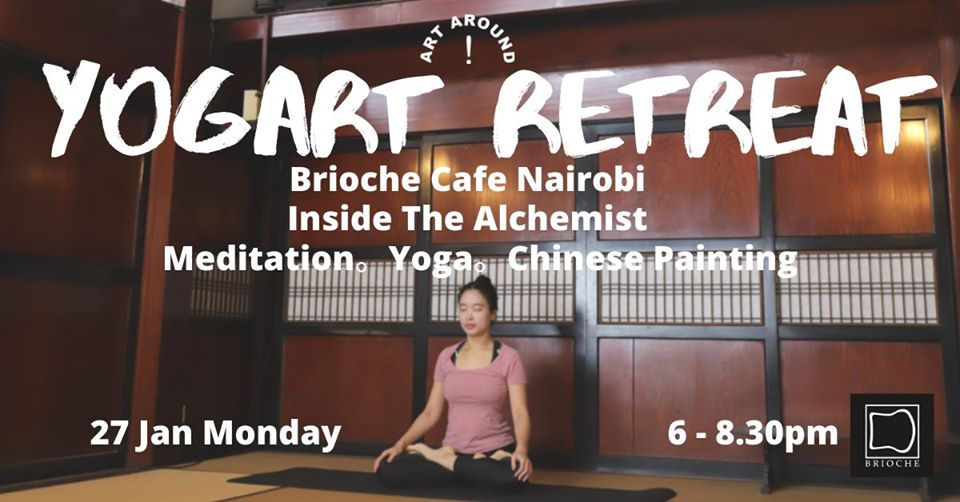 YogArt Retreat - Kenya Brioche Special