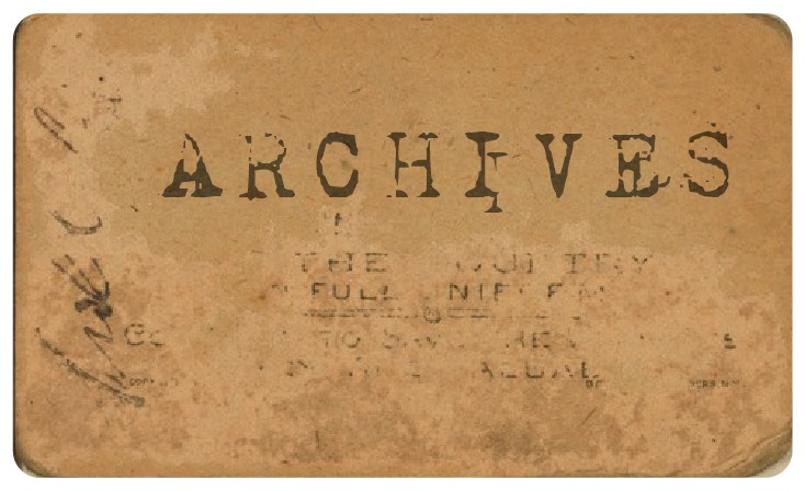 Workshop Training for Archivists