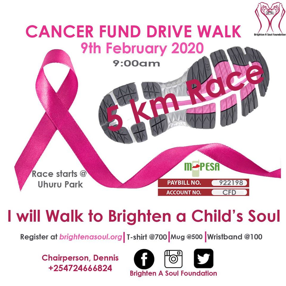Cancer Fund Drive (CFD) Walk
