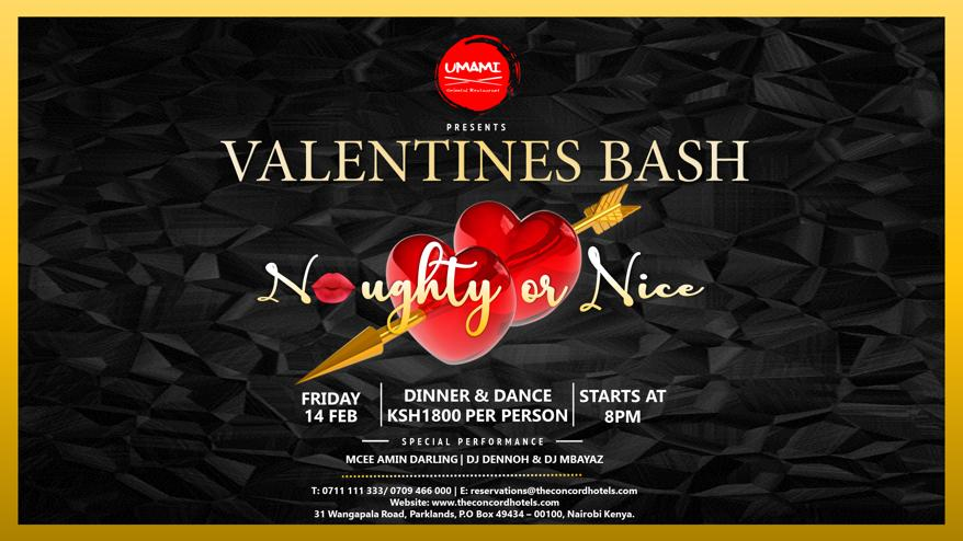 Naughty or Nice Valentine's Bash