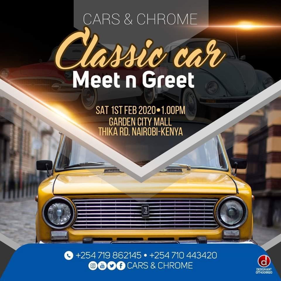 Classic Cars Meet and Greet