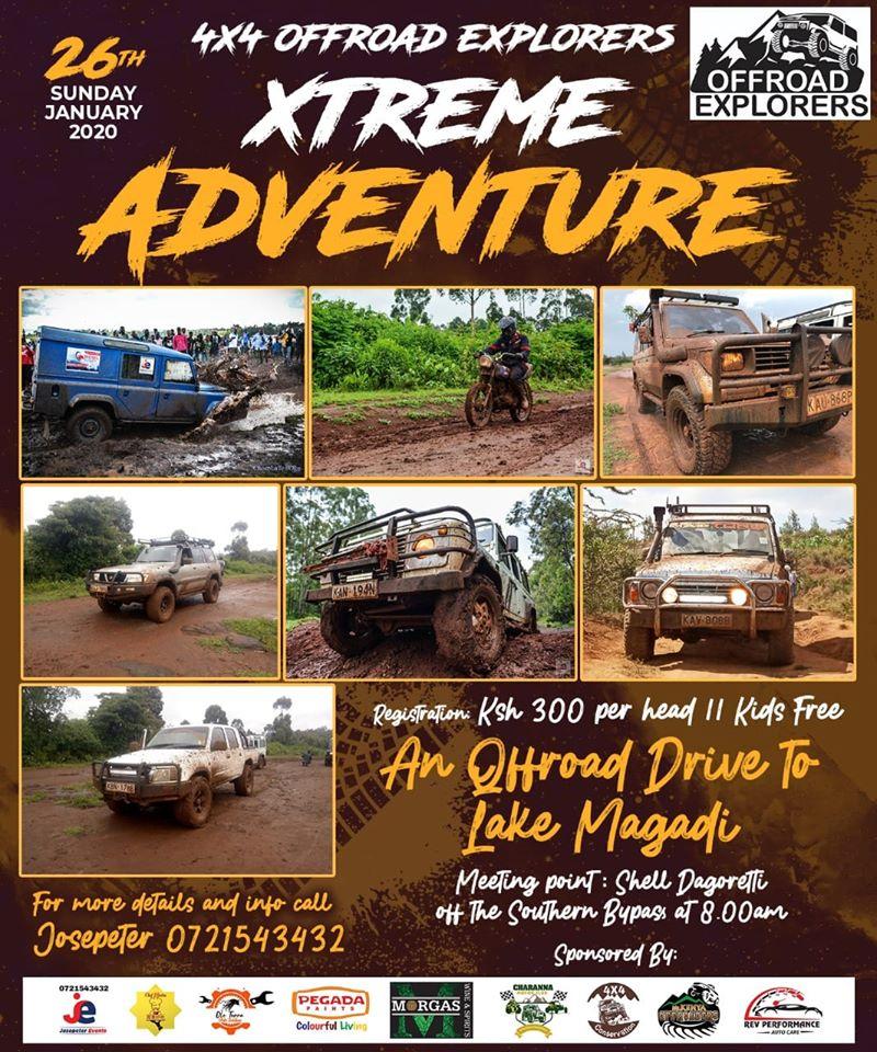 Offroad Explorers