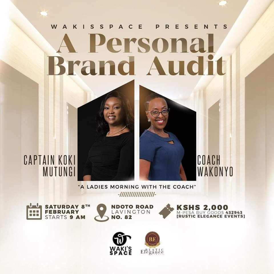 A Personal Brand Audit