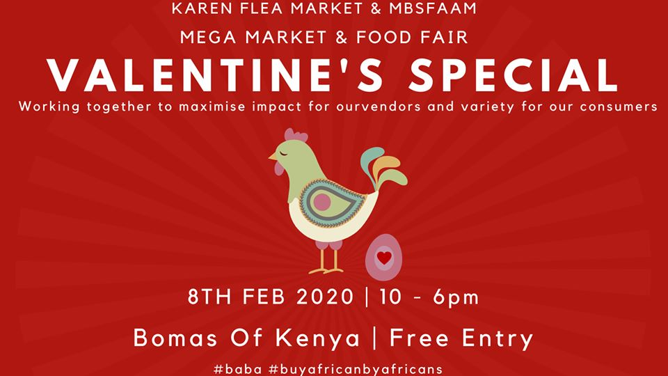 Mega Market and Food Fair