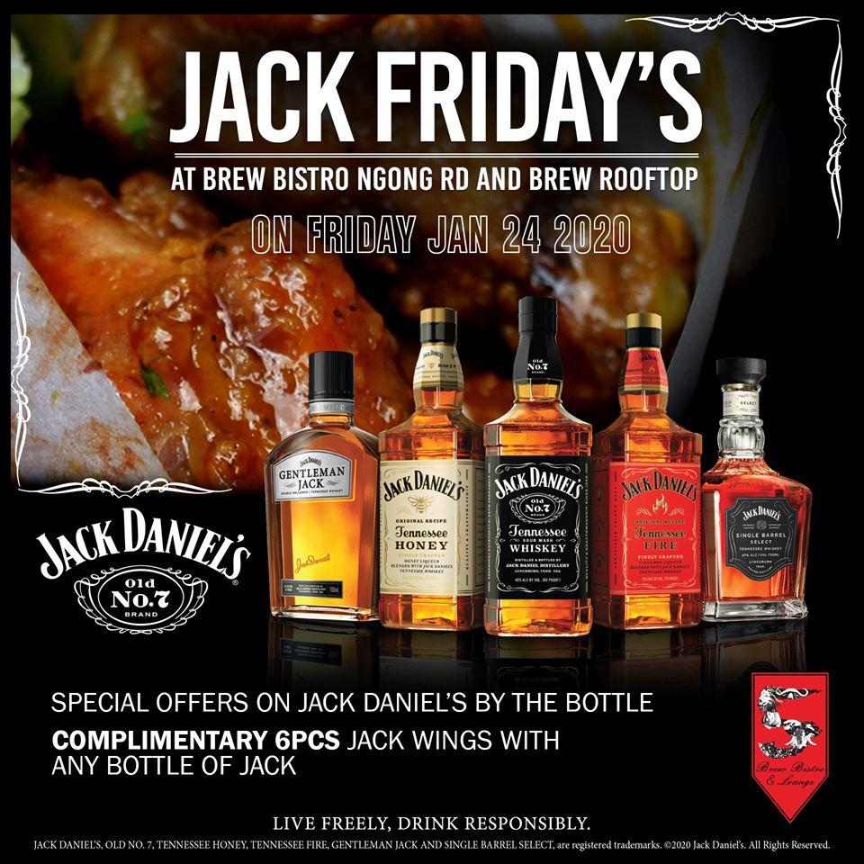 Jack Friday's