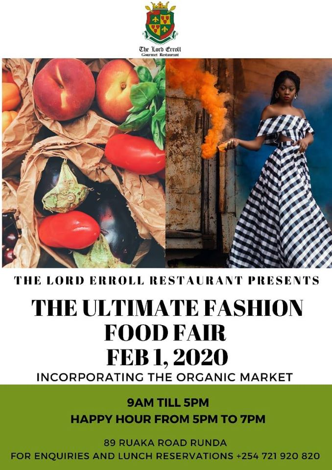 The Ultimate Fashion Food Fair