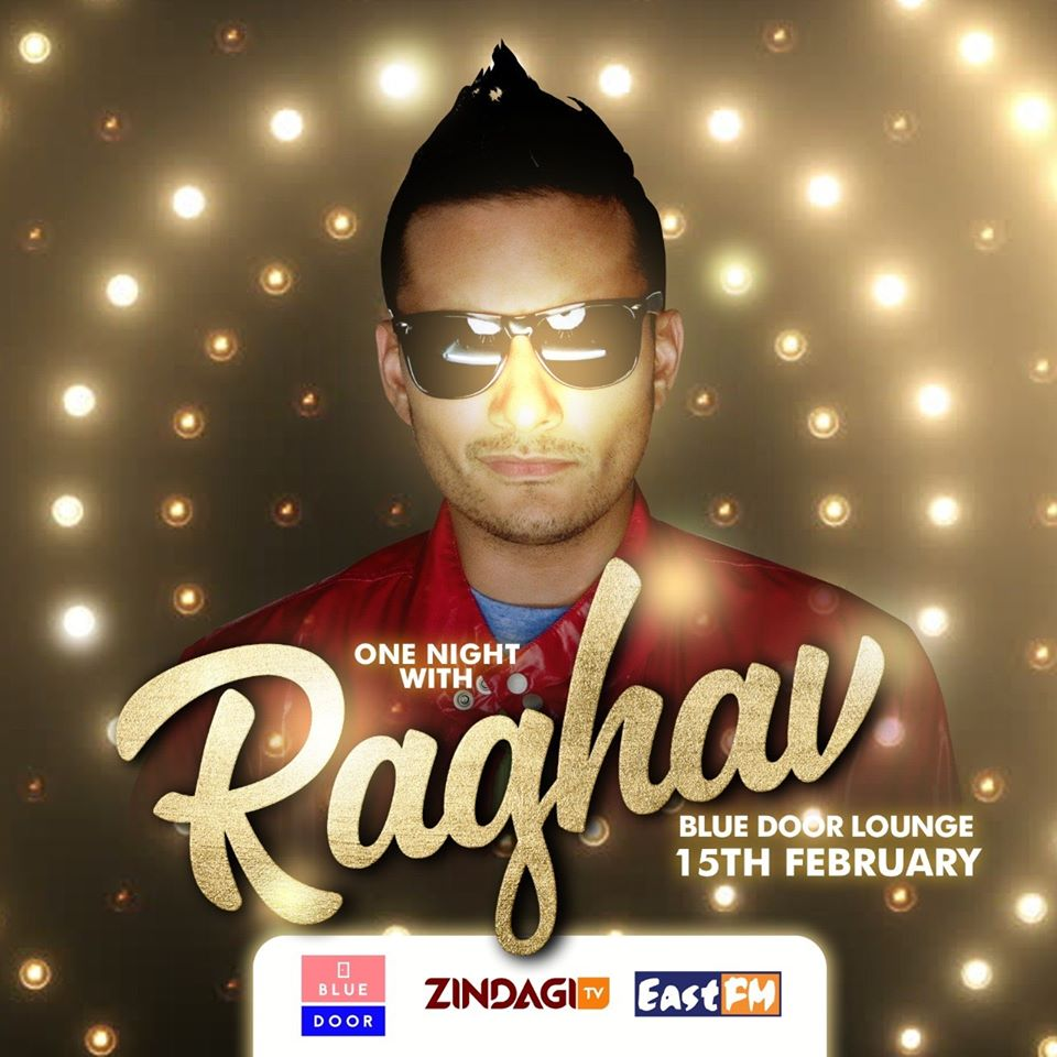 One Night with Raghav