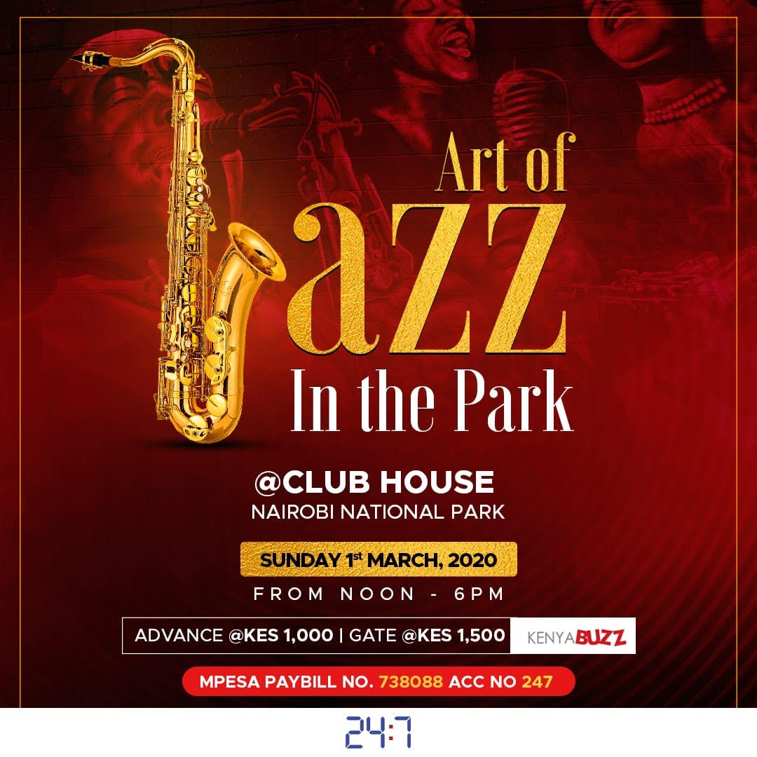 Art of Jazz In The Park