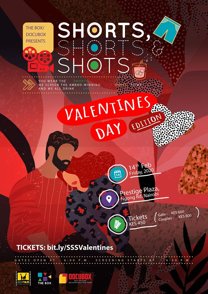 Shorts, Shorts & Shots Valentine's Edition