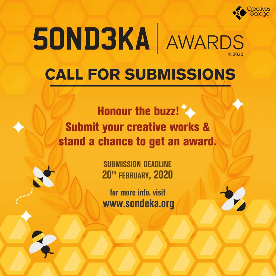 Sondeka Awards - Call for Submissions