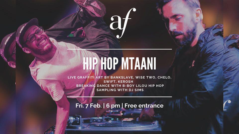 Hip hop Mtaani