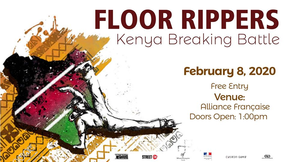 Floor Rippers Kenya Breaking Battle
