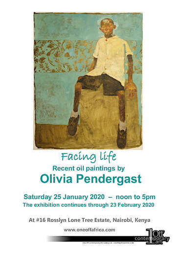 'Facing Life' Exhibition