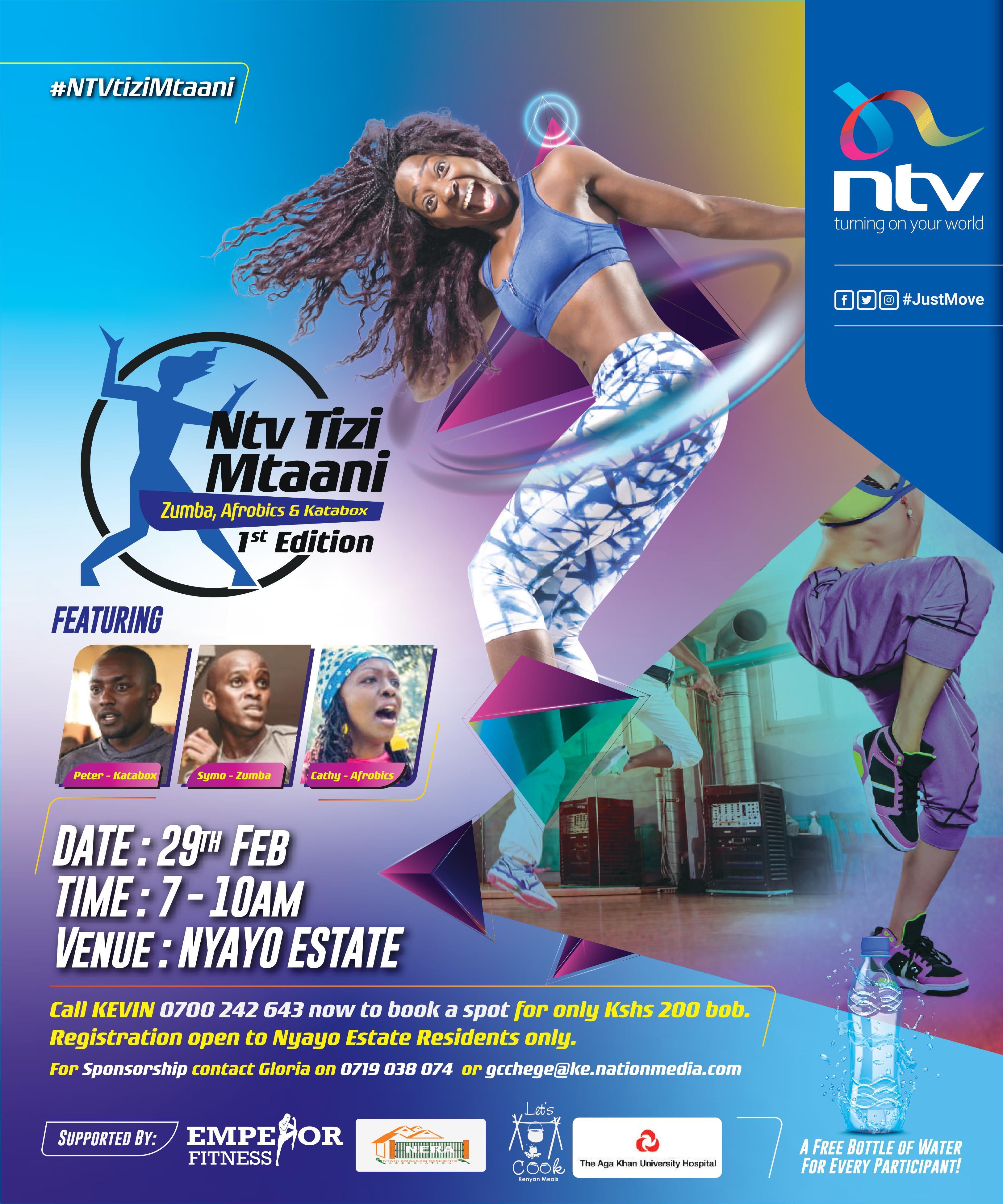 NTV Tizi Mtaani