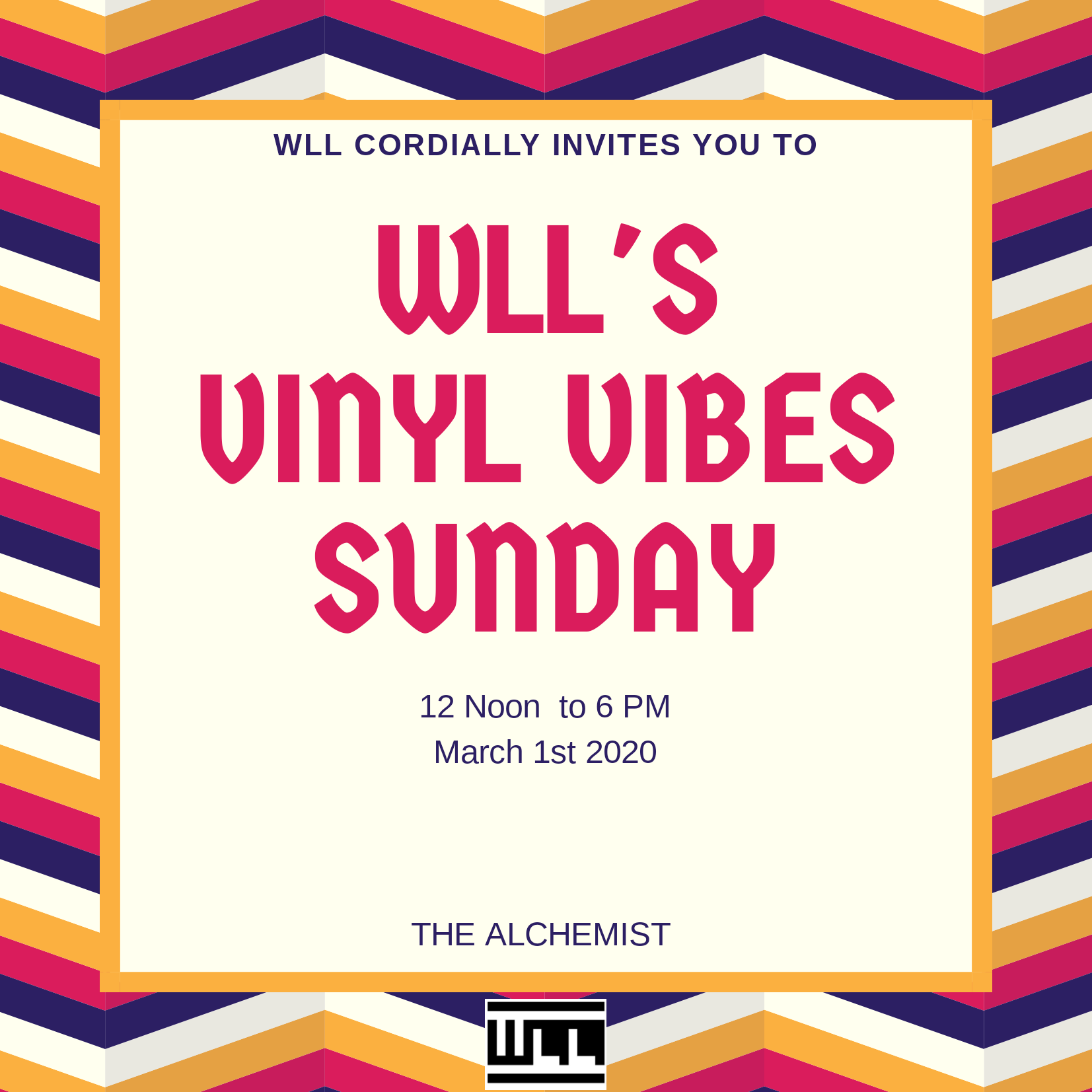 WLL's Vinyl Vibes Sunday