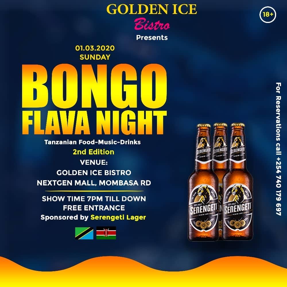Bongo Flava Night