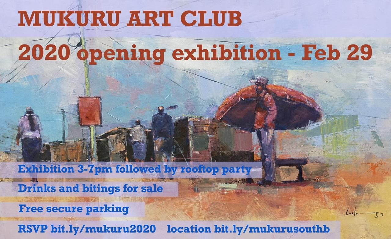 Mukuru Art Club Exhibition 5th Edition