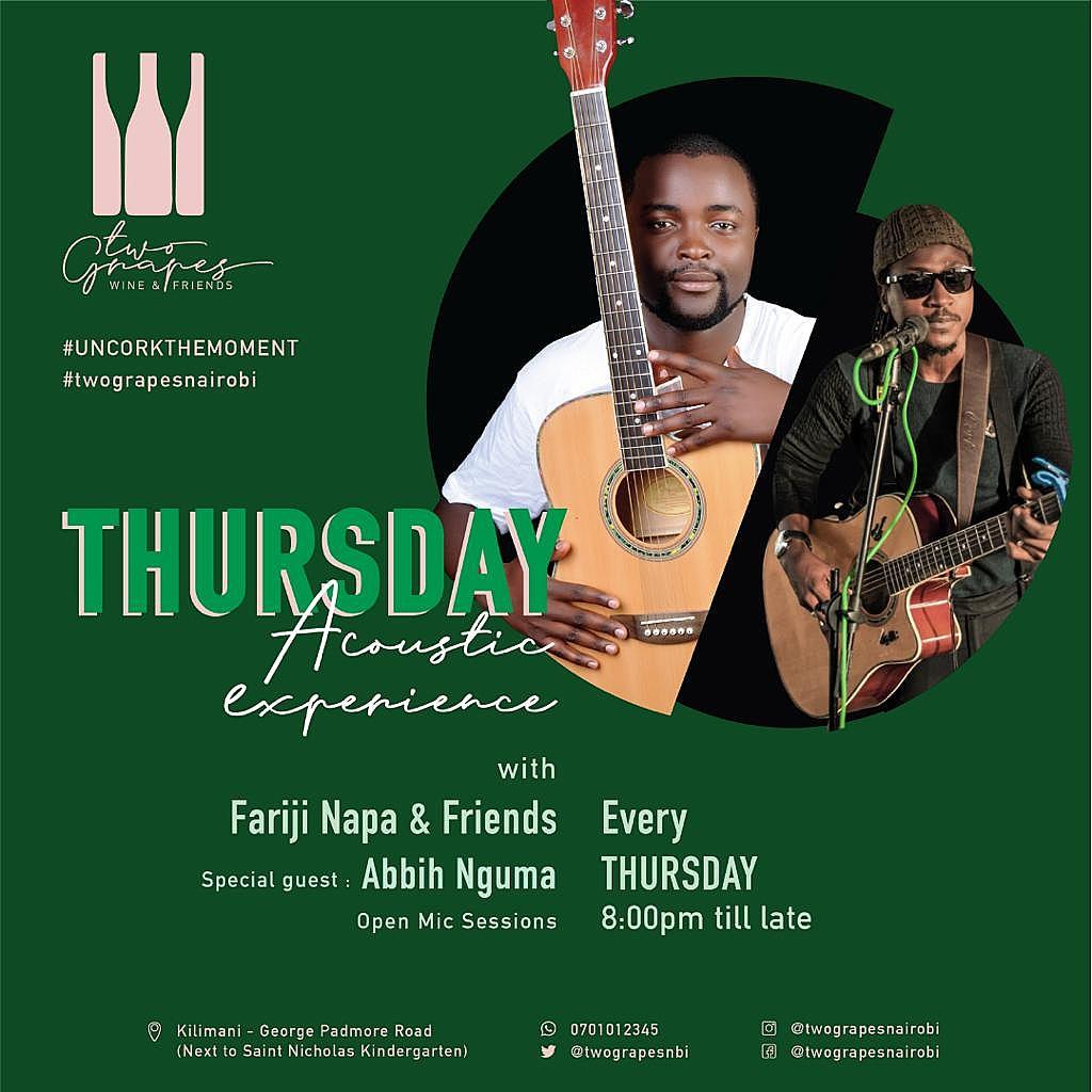 Thursday Acoustic Experience