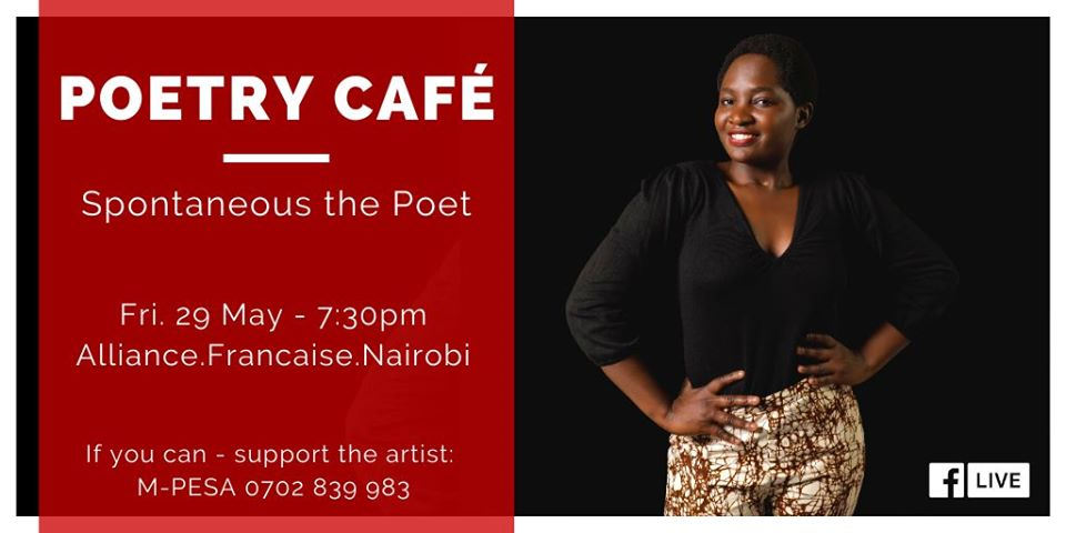 Nairobi Poetry Café Online