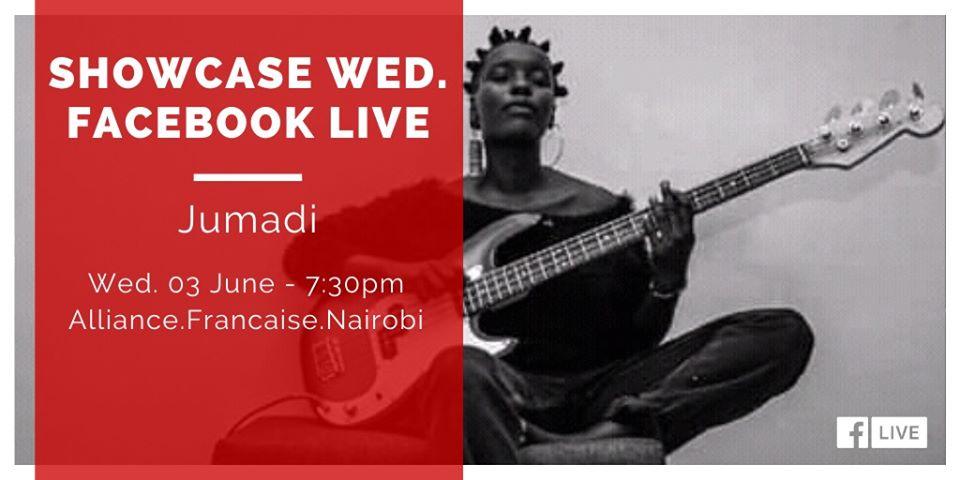 Showcase Wed. Facebook Live with Jumadi