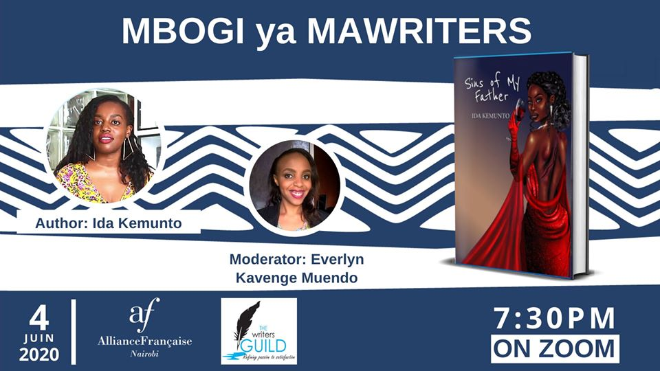 Mbogi ya Mawriters with Ida Kemunto