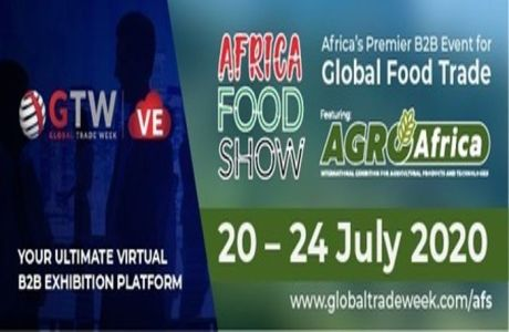Africa Food Show - Virtual Exhibition 2020
