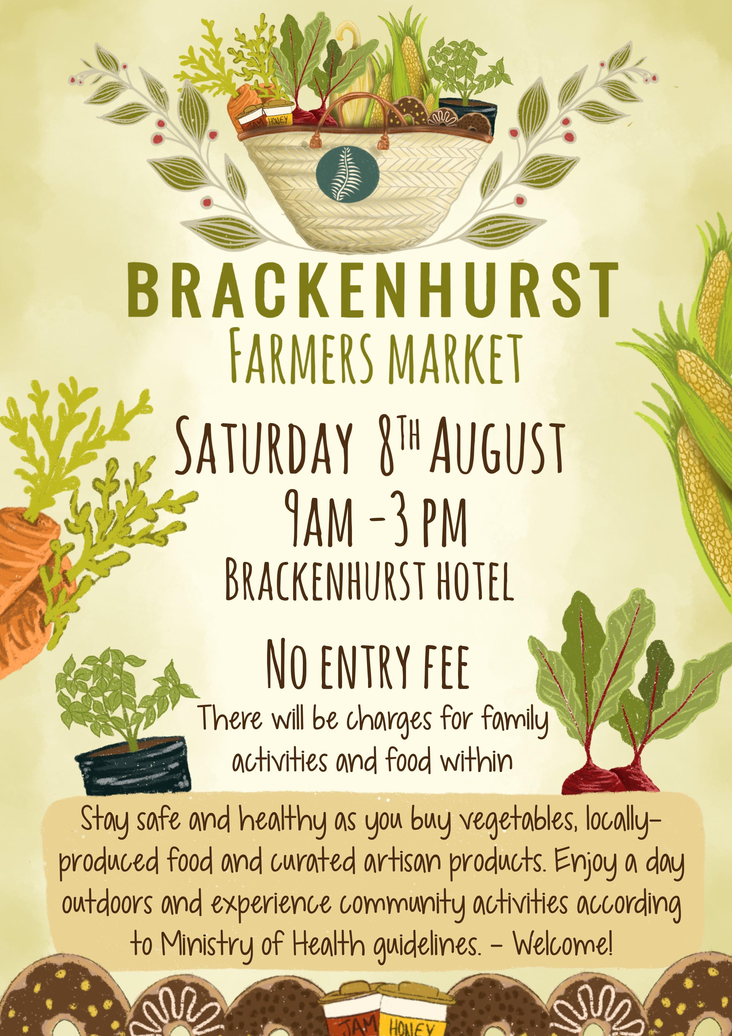 Brackenhurst Farmers Market